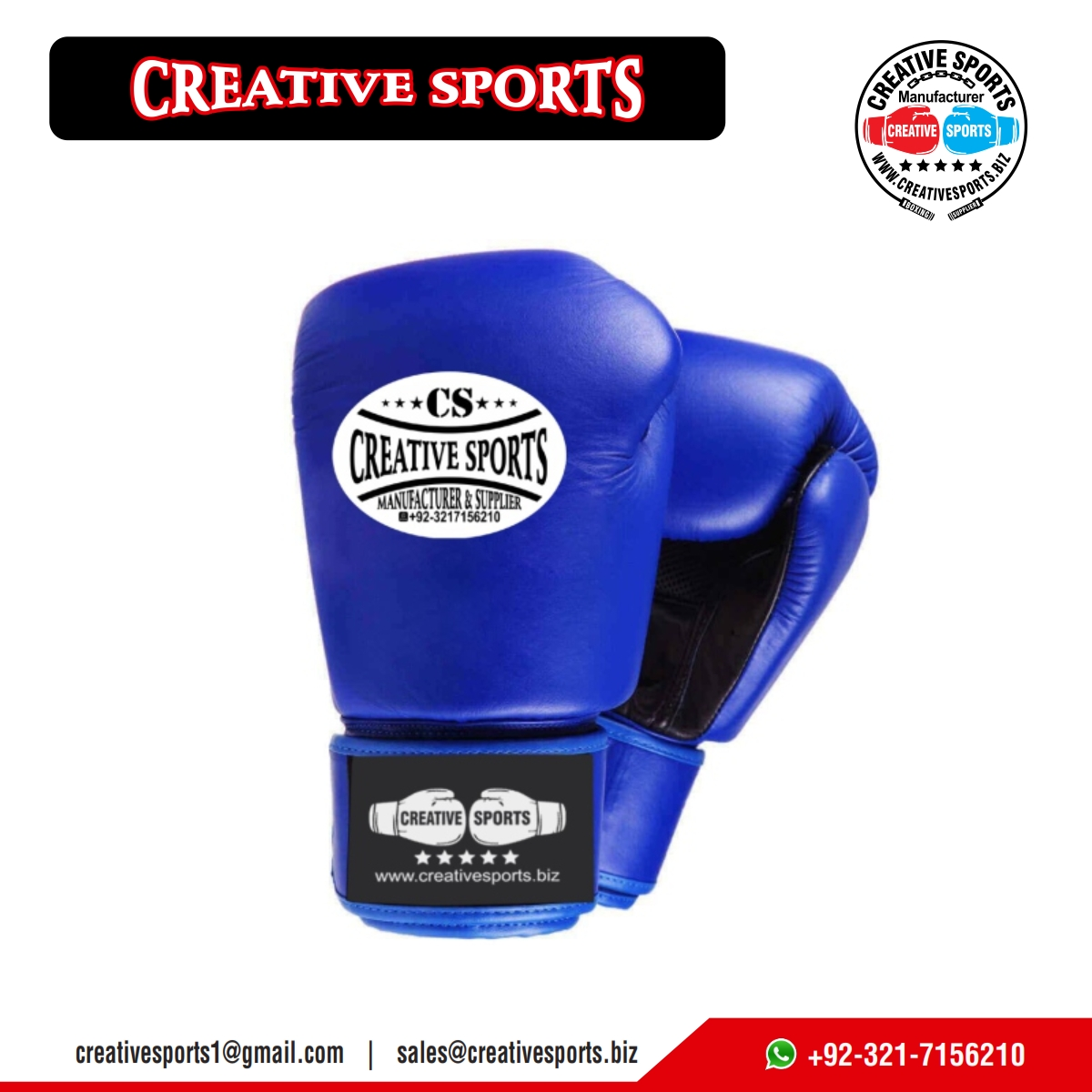 Creative Sports || Manufacturer & Exporter of all kind of